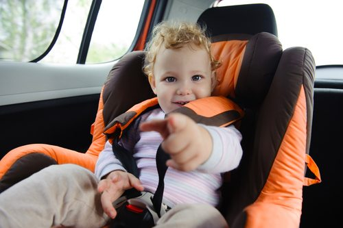 Rear Facing Car Seats Extremely Effective in Preventing Injuries